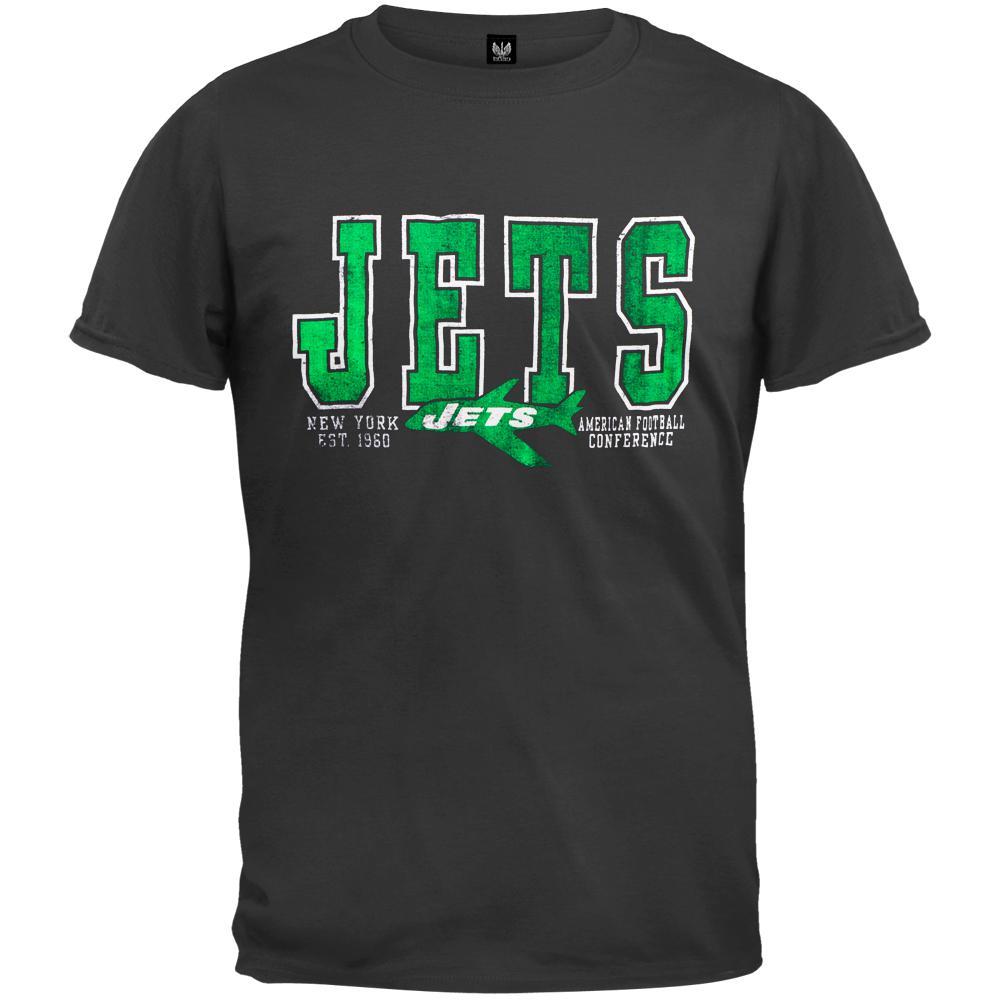 New York Jets - Flanker Premium T-Shirt - Medium