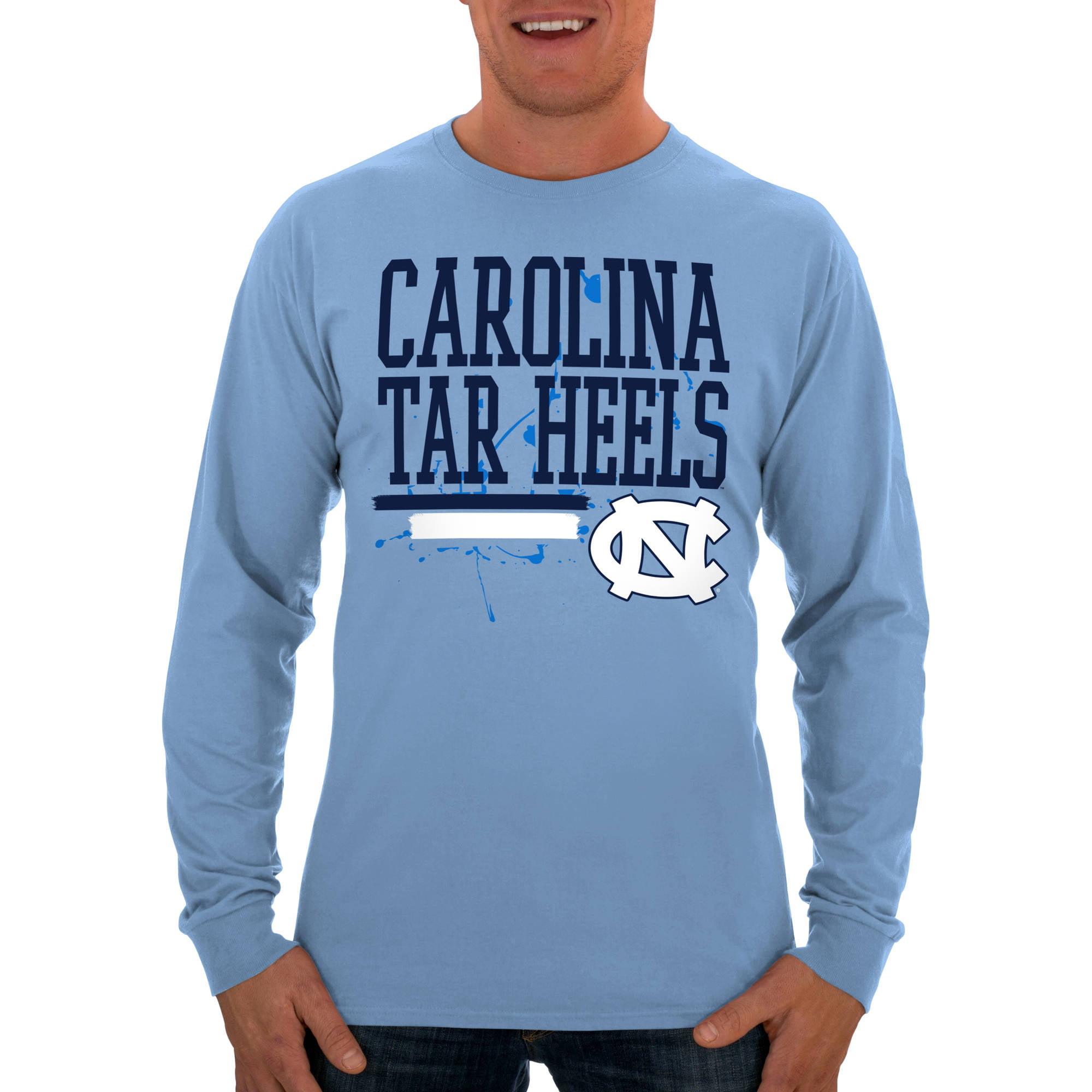 Russell NCAA UNC Tar Heels  Men's Long  T-Shirt