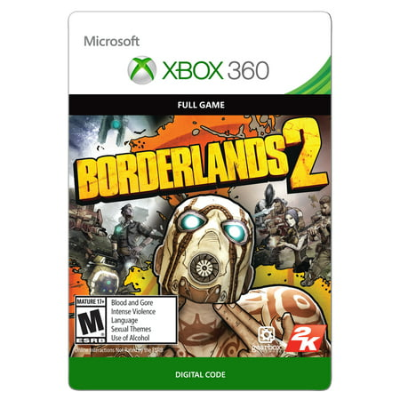 Xbox 360 Borderlands 2 (Email Delivery)