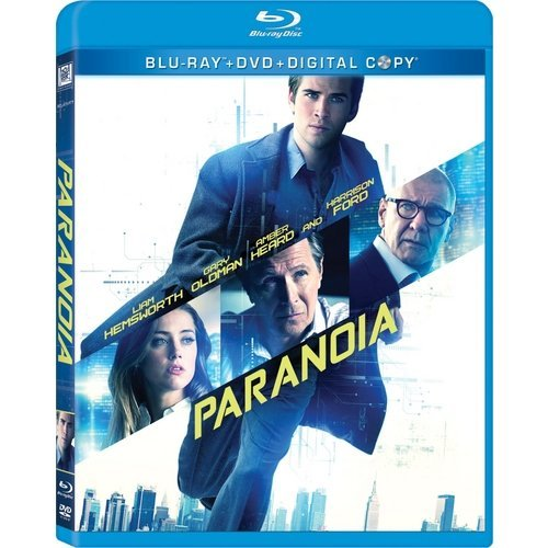 Paranoia (Blu-ray + DVD + Digital Copy) (With INSTAWATCH) (Widescreen)
