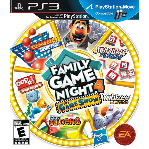 Playstation 3 - Family Game Night 4: The Game Show