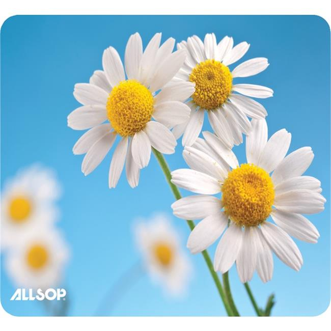 Nature smart Mouse Pad - Daisies
