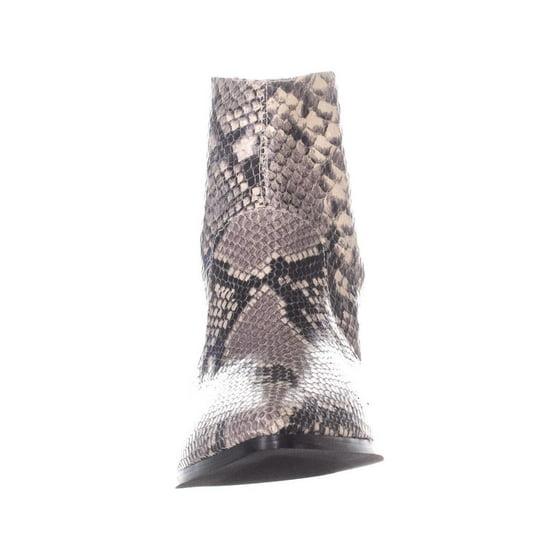 24c64eb5beb Steve Madden - Womens Steve Madden Cafe Pointed Toe Rear Zip Ankle ...