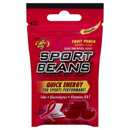 Jelly Belly Candy Jelly Belly Sport Beans Jelly Beans, 1 oz