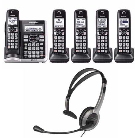 Panasonic KX-TGF575S Link2Cell BluetoothCordless Phone