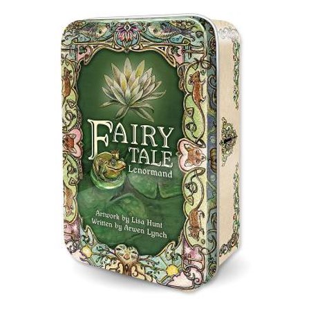 Fairy Tale Books For Boys (Fairy Tale Lenormand)