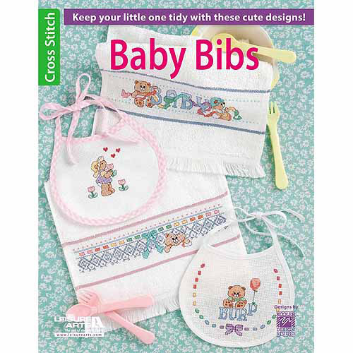 Leisure Arts, Baby Bibs