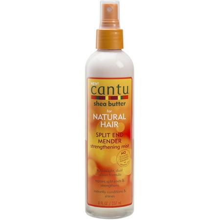 2 Pack - Cantu Shea Butter for Natural Hair Split End Mender Strengthening Mist 8 - Strengthening Mist