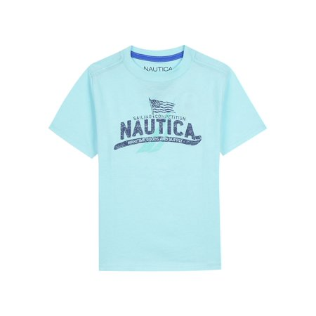 Little Boy's Graphic Cotton Tee (Dkny Graphic Dots)