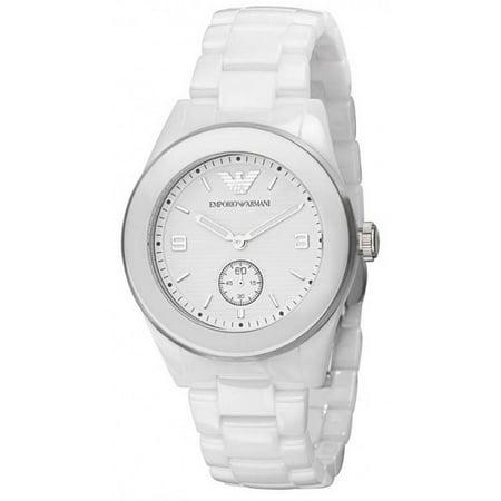 b88fedb4 Emporio Armani Women S White Ceramic Watch - Best Ceramic In 2018
