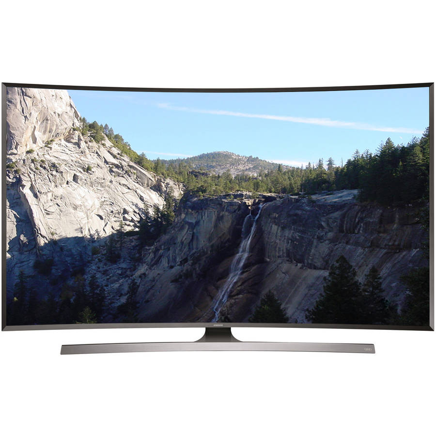 Refurbished Samsung 78 Class  -  4K Ultra HD, 3D, Curved, Smart, LED TV  -  2160p, 120Hz (UN78JU7500FXZA)
