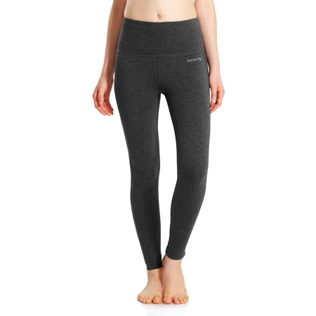 4405d691e312 Baleaf - Baleaf Women s High Waist Yoga Pants Inner Pocket Non See-Through  Fabric-Large - Walmart.com