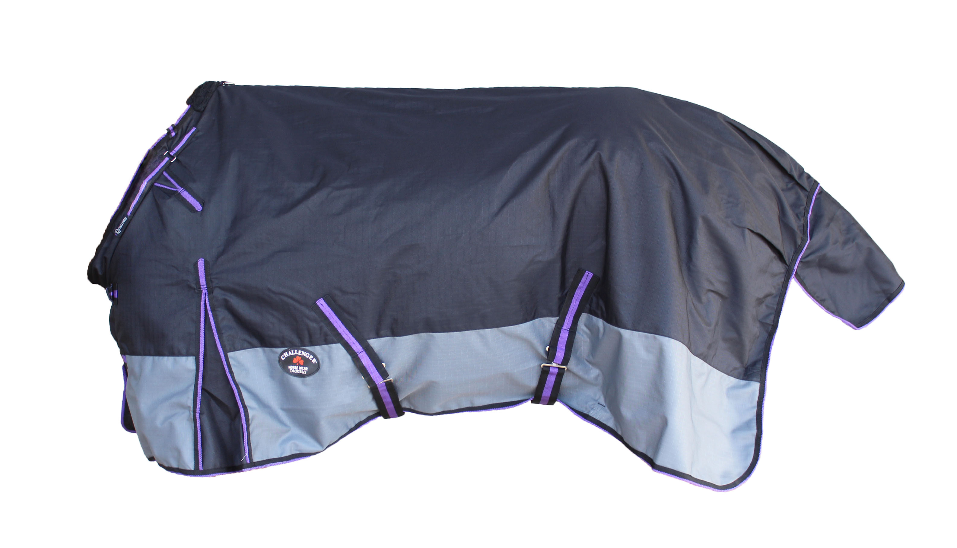 1200D Turnout Waterproof Rain Horse SHEET Light Winter Blanket Gusset 328
