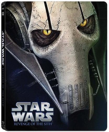 Star Wars: Episode III: Revenge of the Sith (Steelbook) (Blu-ray) by 20th Century Fox