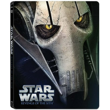Star Wars: Episode III: Revenge of the Sith (Steelbook) (Star Wars Revenge Of The Sith Trailer 2)