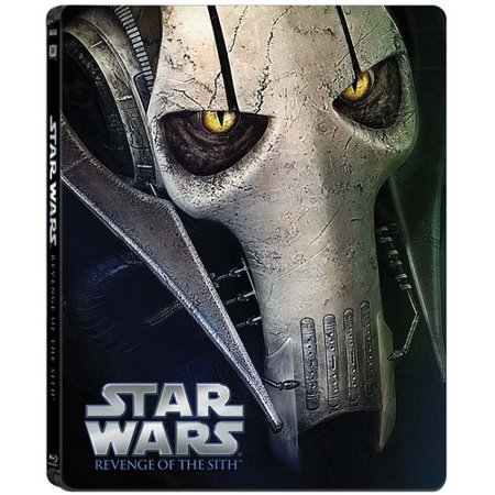 Star Wars: Episode III: Revenge of the Sith (Steelbook) (Blu-ray) - Halloween Wars Episode 1