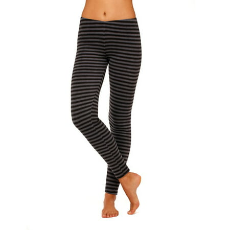 ecf68a2d3f935a ClimateRight by Cuddl Duds - Women's Stretch Fleece Warm Underwear Leggings  - Walmart.com