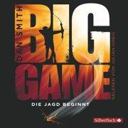 Big Game - Die Jagd beginnt - Audiobook