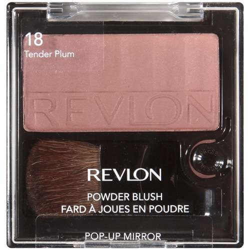 Revlon Powder Blush, Tender Plum 18
