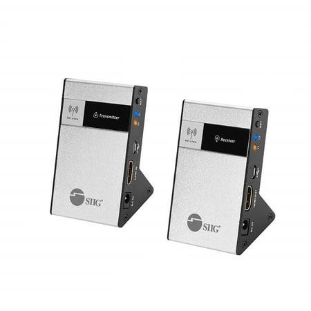 SIIG 4K HDMI Wireless Extender Kit