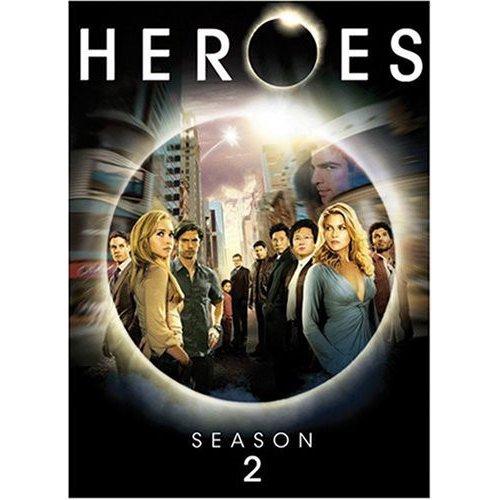 Heroes: Season Two (Widescreen)