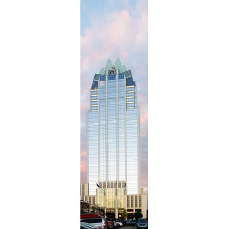 Modern skyscraper in the city Tucson Pima County Arizona USA Canvas Art - Panoramic Images (15 x 5) - Party City In Tucson