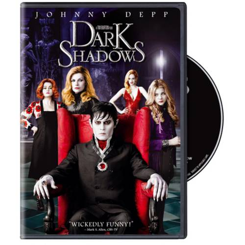 Dark Shadows (Widescreen)