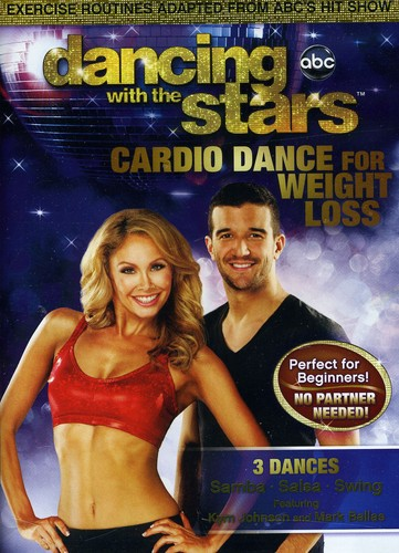 Dancing With The Stars: Cardio Dance For Weight Loss ( (DVD)) by Ingram Entertainment
