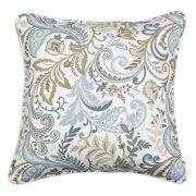 Brite Ideas Living Findlay Seaglass Self Corded D-Fiber Pillow