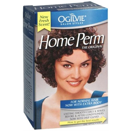 Ogilvie Home Perm The Original Normal Hair With Extra Body 1 Each (Pack of 3)