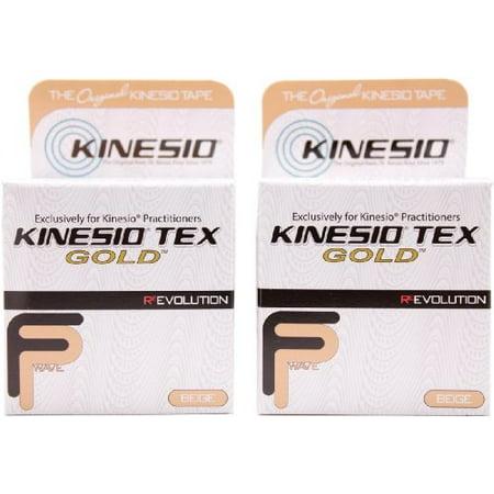 Tex Tape - Kinesio Tex Gold FP Tape - Beige - 2