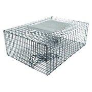 Kness Pest Defense 161-0-006 17-1/4 in. L Animal Traps, 12-1/4 in. W