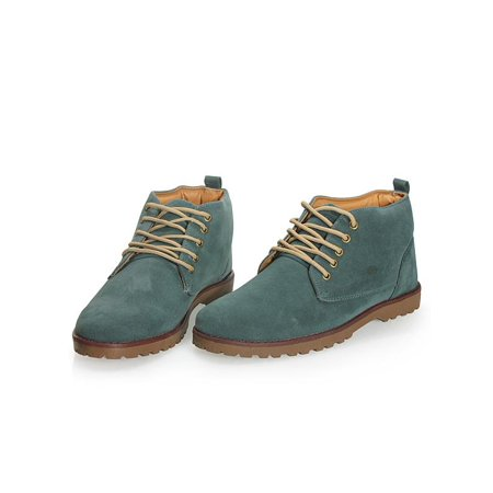 6e5c47cf38e Hot Fashion British Mens Casual Lace Suede Ankle Boots Loafers Shoes  Sneakers - Walmart.com