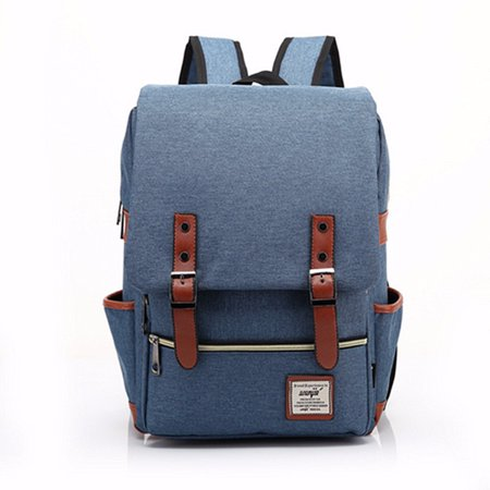 beff9f48b Meigar - Meigar Fashion Unisex School Backpacks for Adults Travel Laptop  Bookbag Satchel Rucksack Shoulder Bag - Walmart.com