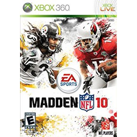 Madden NFL 10 - Xbox360 (Refurbished)