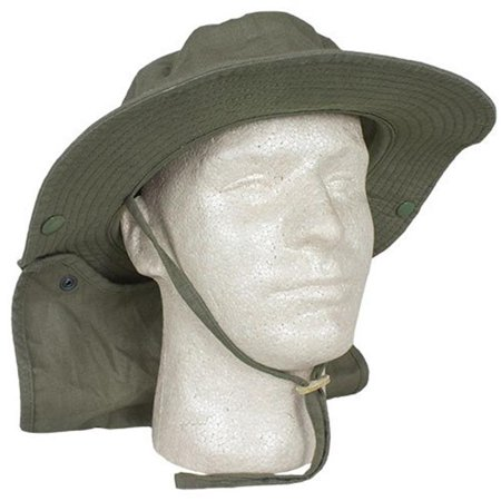 Advanced Hot-Weather Boonie Hat - Olive Drab -