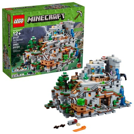 LEGO Minecraft The Mountain Cave 21137 for $<!---->