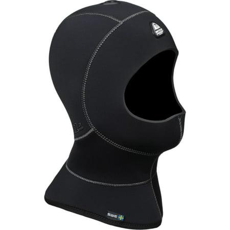 Waterproof H1 5/7mm Hood w/HAV System (Medium)