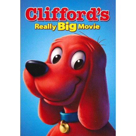 Clifford's Really Big Movie (DVD) (Squirrel Dog Movie)