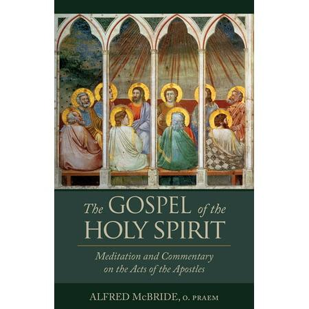 The Gospel of the Holy Spirit - eBook (Use Of Holy Spirit In Gospel Of Luke)