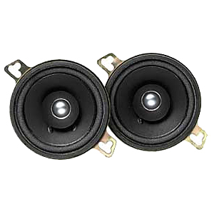"Kenwood KFC-835C 40W 3.5"" Round Speaker System  (Pair of Speakers)"