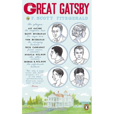 Penguin Essentials the Great Gatsby - Penguin Great Food