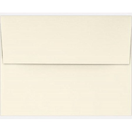 Cougar Opaque - Announcement Envelopes - (28/70 Offset Vellum) NATURAL - A2 Envelopes - 1000 PK