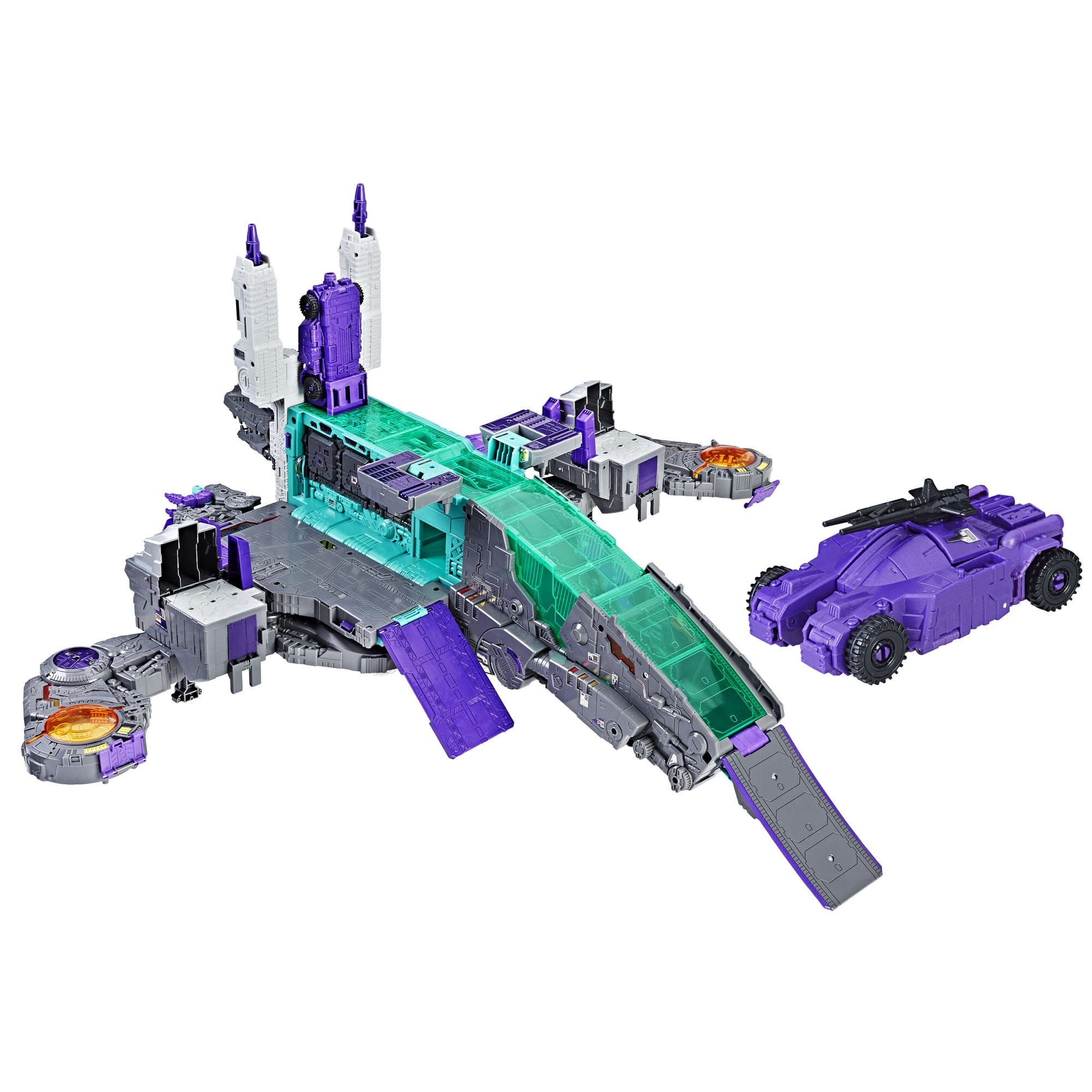 Transformers Generations Titans Return Titan Class Trypticon by Hasbro