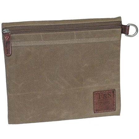 - Field & Stream Huntington Large Carry-all Pouch Travel Bag (Tan)
