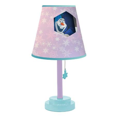 Disney Frozen Die Cut Table Lamp 18 Quot H Walmart Com