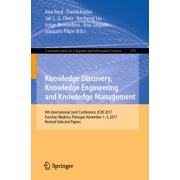 Knowledge Discovery, Knowledge Engineering and Knowledge Management - eBook