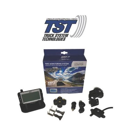 TST-507-RV-4 New Generation Monochrome Monitor 4 Sensor Tire Monitor