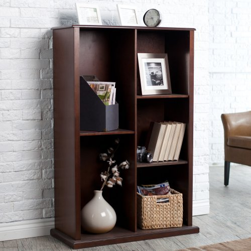The Caldwell Stacking Bookcase - Espresso