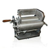 "Made in Mexico Manual Corn Tortilla Maker GONZALEZ Maquina Tortilladora Aluminum 5.5"" Automatic Cutting Machine"